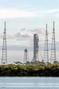 """Launch Pad 39B"""