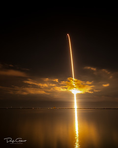 """Telestar 18 VANTAGE on a Falcon 9 Booster"