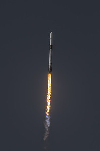 SpaceX Falcon 9 ANASIS-II