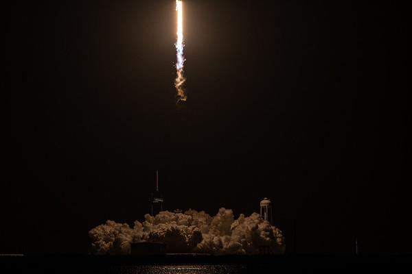 SpaceX Falcon 9 CREW-1