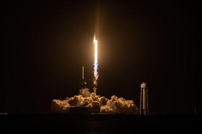 SpaceX Falcon 9 CREW-2
