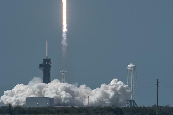 SpaceX Falcon 9 DM-2