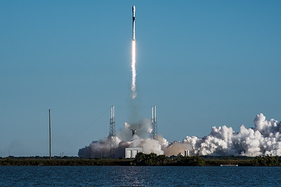 SpaceX Falcon 9 GPS-III SV01