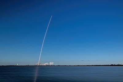 SpaceX Falcon 9 GPS-III SV01