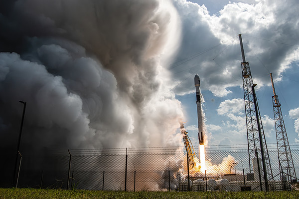 SpaceX Falcon 9 GPS-III SV03