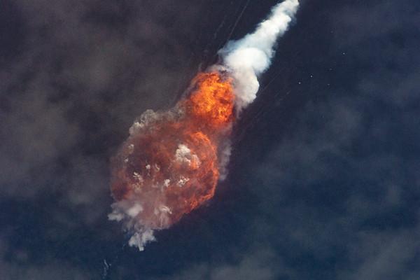 SpaceX Falcon 9 IFA