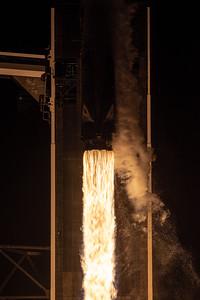 SpaceX Falcon 9 Inspiration4