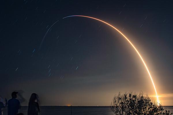SpaceX Falcon 9 JCSAT-18/Kacific 1