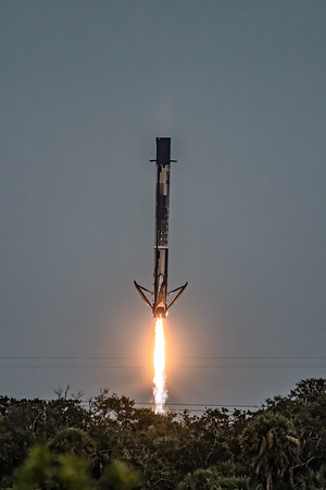 SpaceX Falcon 9 SAOCOM-1B