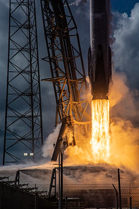 SpaceX Falcon 9 SXM-7
