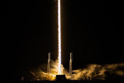 SpaceX Falcon 9 Starlink-0.9