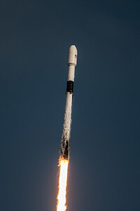 SpaceX Falcon 9 Starlink-1