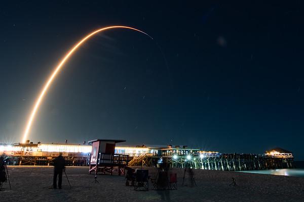SpaceX Falcon 9 Starlink-2