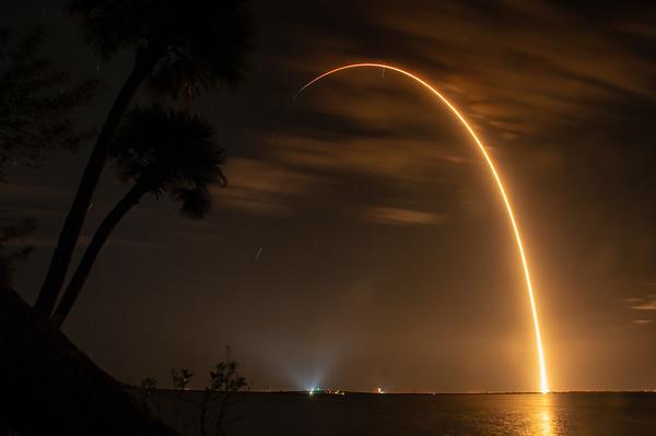 SpaceX Falcon 9 Starlink-20
