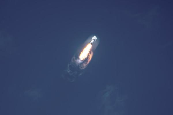SpaceX Falcon 9 Starlink-28