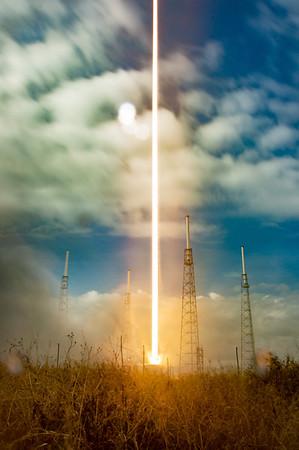SpaceX Falcon 9 Transporter-1