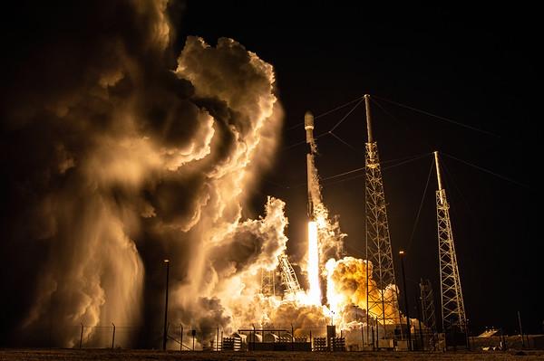 SpaceX Falcon 9 Turksat 5A