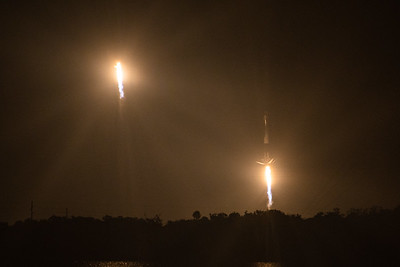 SpaceX Falcon Heavy STP-2