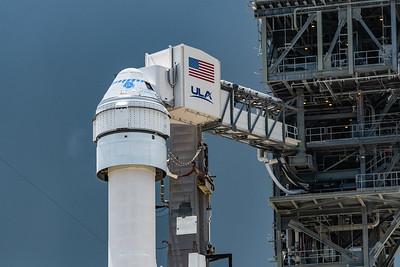 ULA Atlas V Starliner OFT-2