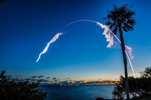 ULA Atlas V Starliner OFT