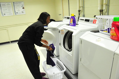 Laundry Room Photoshoot