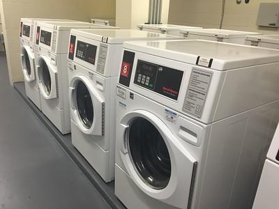 New Laundry Machines
