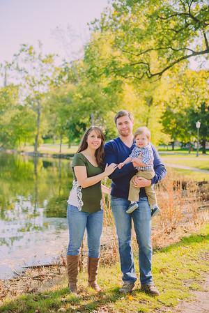 Laura + Jim family Fall 2016