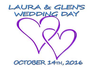 Laura & Glen's Wedding