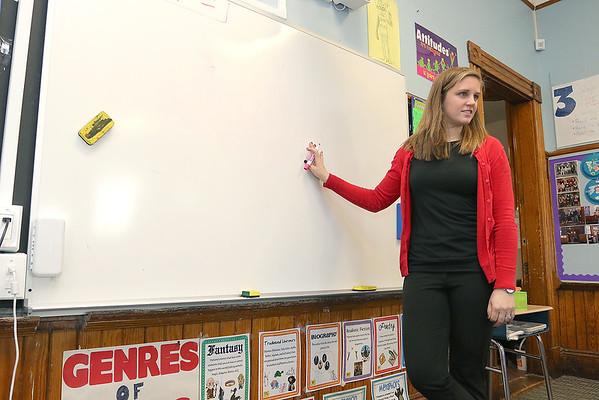 Laura Lee Elementary School, teacher 042417