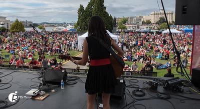 Laura Mitic | Victoria Legislature Grounds | Victoria BC