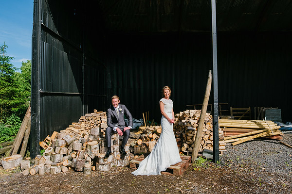 Laura and Stuart - wedding