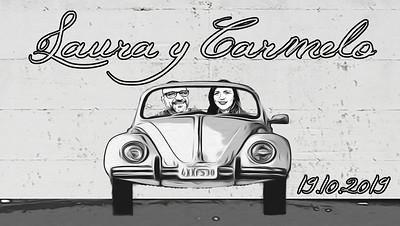 Laura y Carmelo