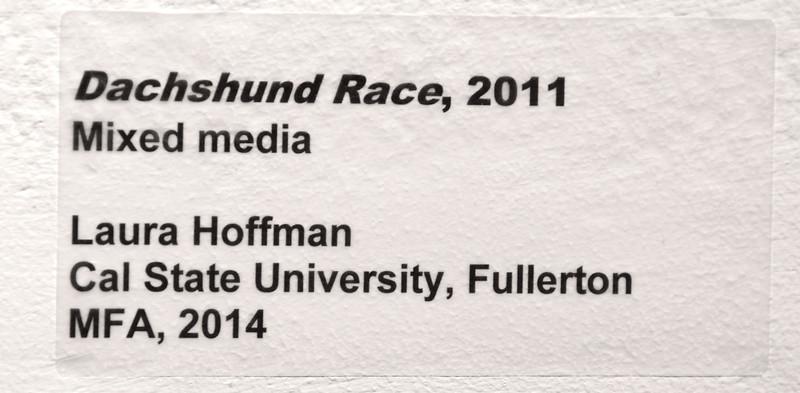 Dachshund Race label