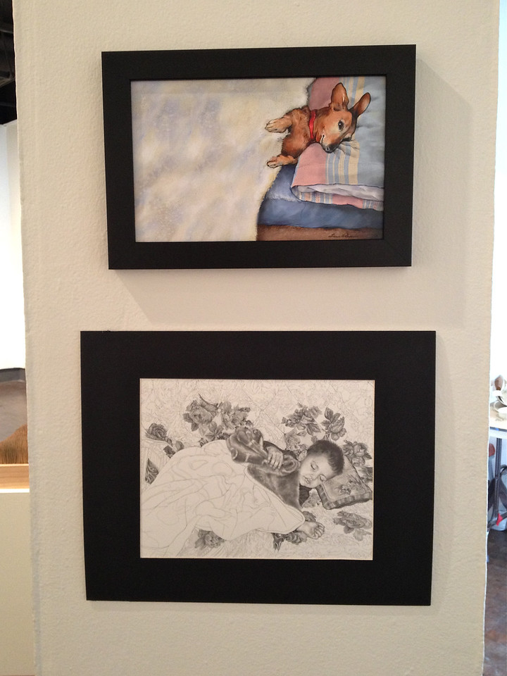 Once More With Feeling Juried Art Exhibit, CSUF West Gallery
