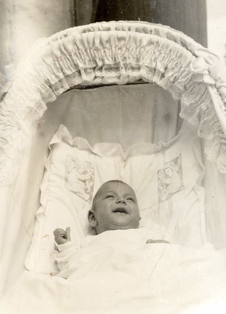 Baby Gunther (later Gerald), 1924