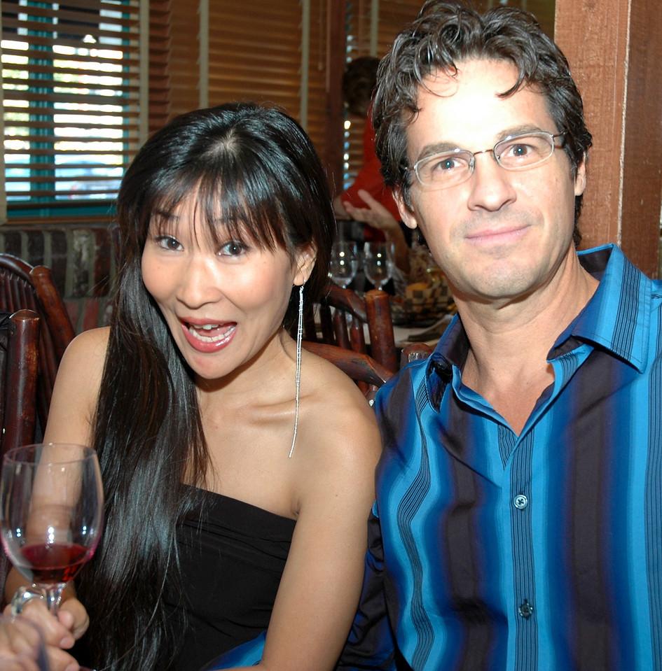 Saori & Michael