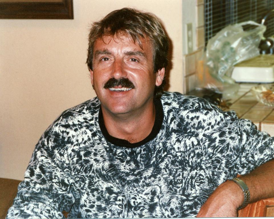 Joel Pasco in Yorba Linda, CA<br /> 1989