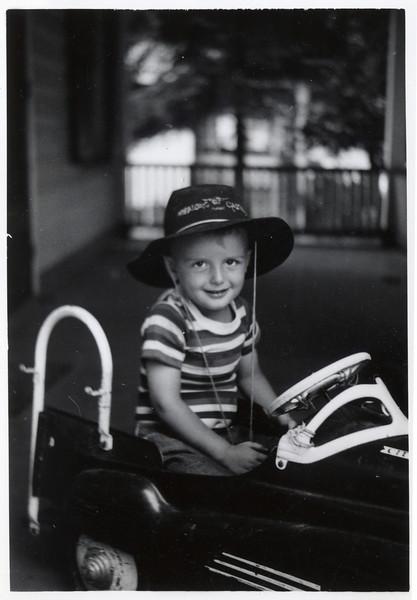 Young Joel Pasco