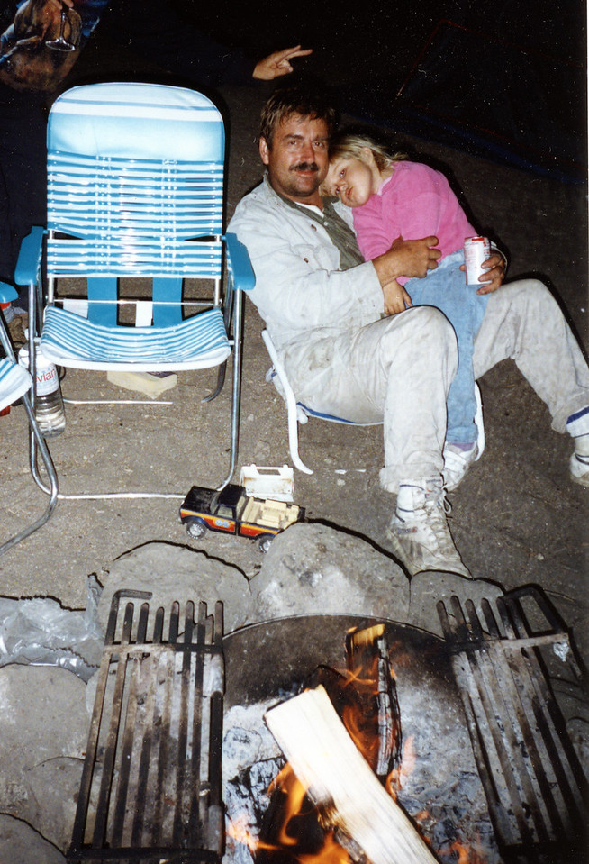 1992 Joel Pasco and Jessica<br /> Sierras