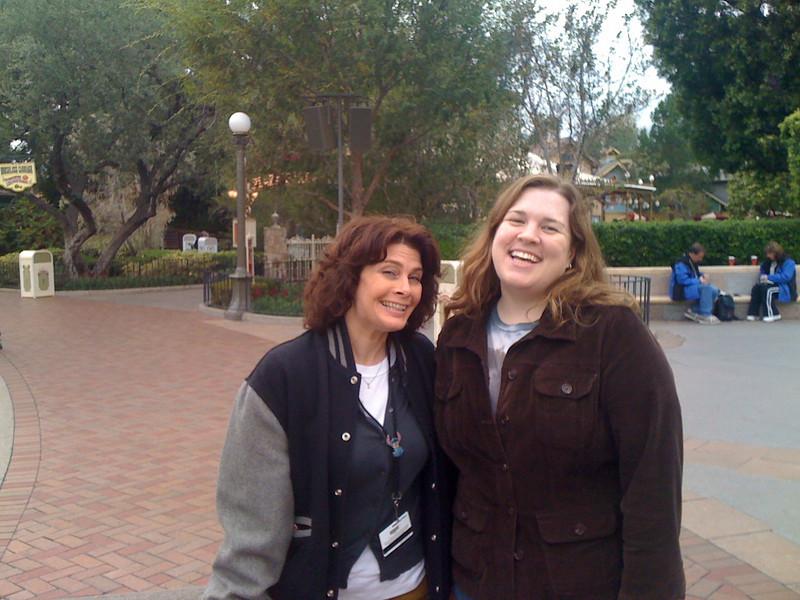 Wendy and Barbara