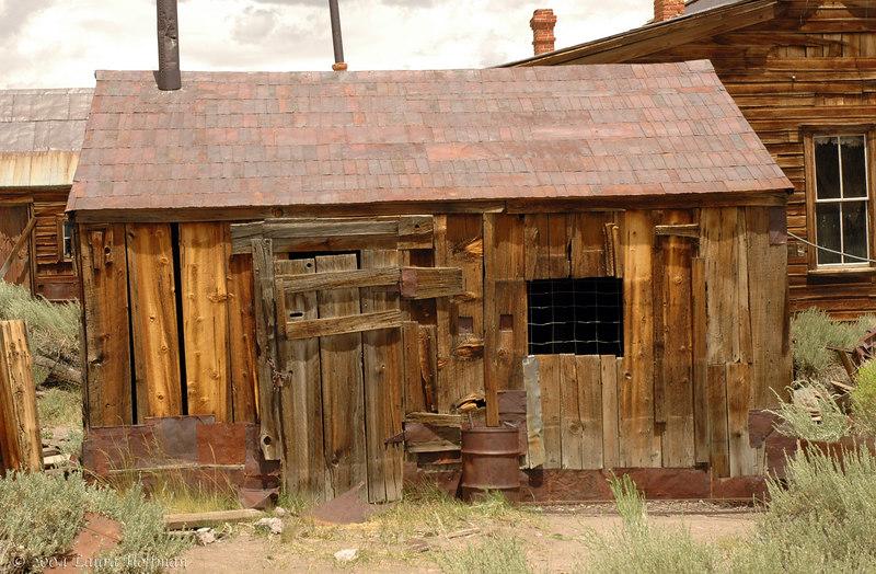 Bodie Wood House