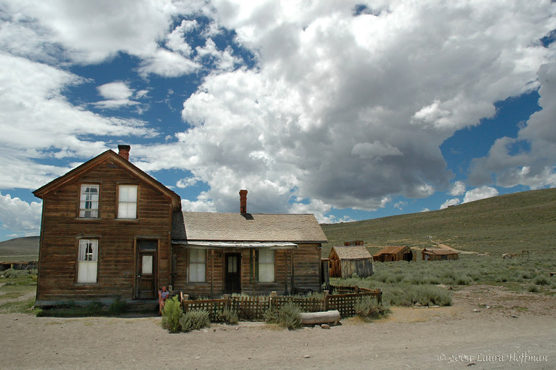Bodie Wide Angle View