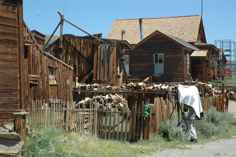 Bodie Ghost Town Photographer