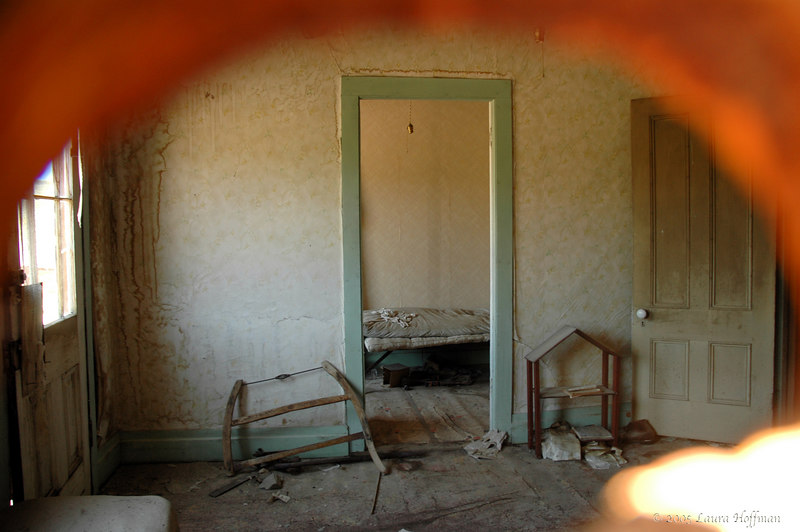 A Peek into a Bodie Home