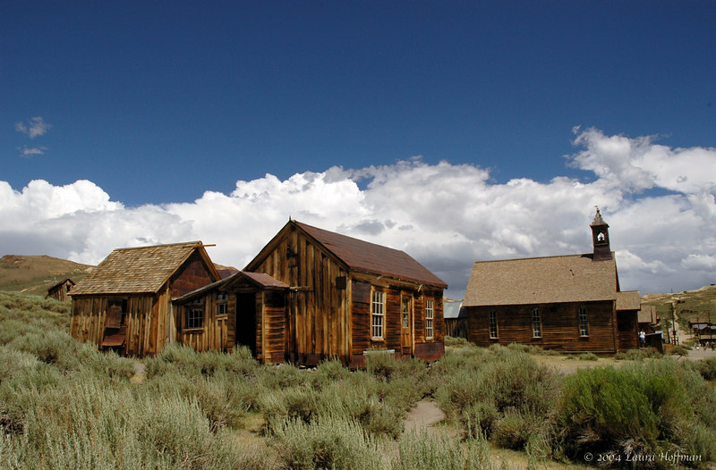Downtown Bodie