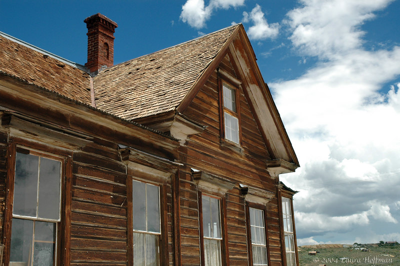 Bodie House Detail