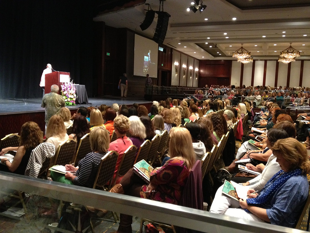 SCBWI 2013 conference opens!