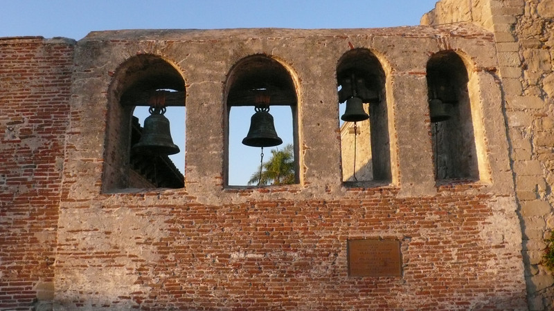 The Bells<br /> Mission San Juan Capistrano