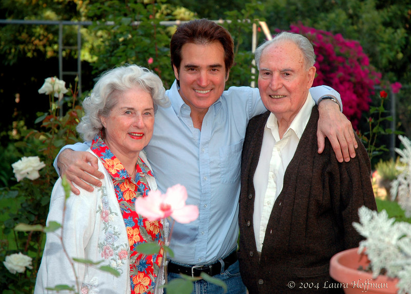 James Neil and his Parents