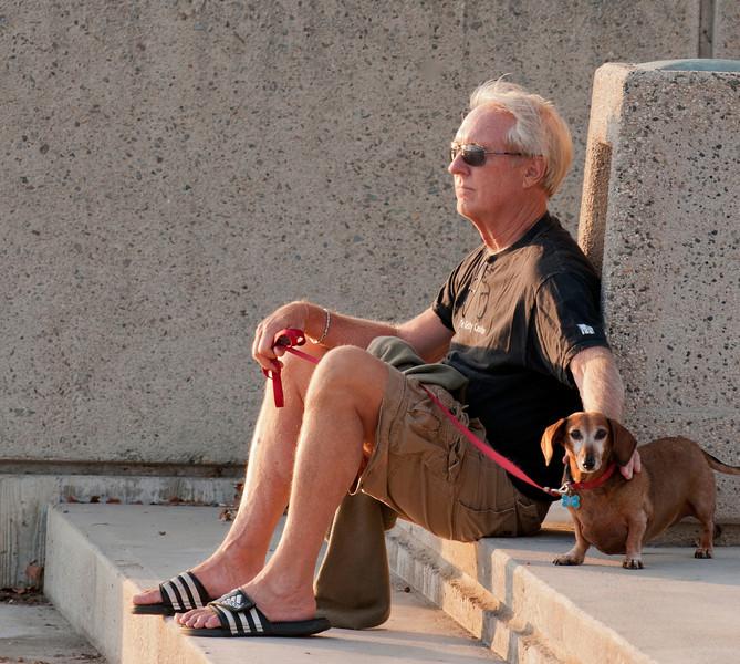 Ted and Penelope<br /> Photographed by Ken Gatlin<br /> September, 2011<br /> Irvine